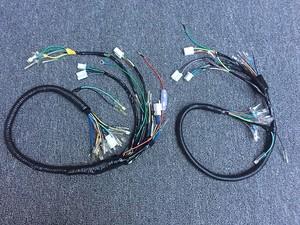 <span class=H>摩托车</span>配件/嘉陵70JH70全车电缆线 全车线束 线路大线<span class=H>总成</span> 全车线