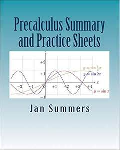 【预售】Precalculus Summary and Practice She...