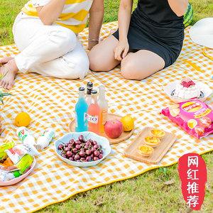 网红加厚防潮垫野餐地垫宝宝爬行垫