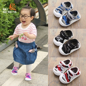 夏季宝宝包头凉鞋儿童防滑学步鞋