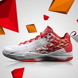 匹克霍华德一代低帮篮球鞋男 秋季耐磨防滑<span class=H>战靴</span>运动鞋子E63063A