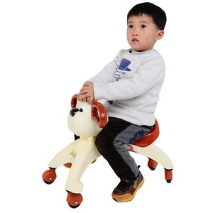 灿成儿童车<span class=H>扭扭车</span>儿童溜溜车宝宝四轮学步滑行车玩具车带灯光音乐