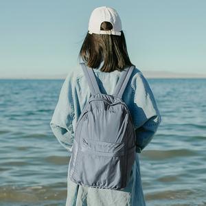 卡乐弗旅行<span class=H>双肩包</span>女大容量可折叠户外背包男出差运动轻便收纳书包