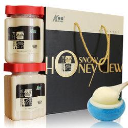 开森秋季礼盒黑龙江省中国包装结晶雪蜜大陆椴树东北蜂蜜礼盒