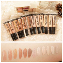 Export to Dubai USHAS multi concealer, Concealer liquid foundation, high gloss and black eyes.