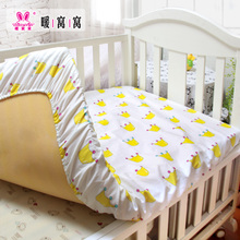 Warm nest nest crib bed 笠 cotton bed cotton bedding bed cover set children's nursery bed custom
