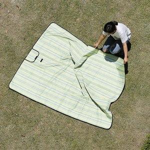 薄款爬行垫<span class=H>睡垫</span>加宽少女复古可爱网红格子野餐垫红白宝宝防水儿童