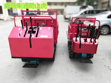 All Terrain Agricultural Crawler Carrier for Direct Sale of Diesel Oil in Factory Carrier Hill Orchard Hill Climbing Car Loader