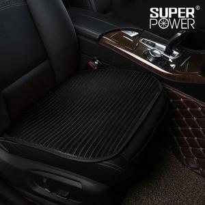 汽车坐垫四季3D弹力丝无靠背车内用品新款通用前排单片<span class=H>座垫</span>