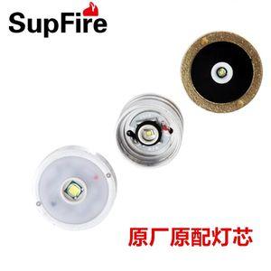 Supfire神火强光手电筒L3 L6 C10C8T6 XPE L2灯芯<span class=H>灯座</span>LED<span class=H>灯泡</span>配件
