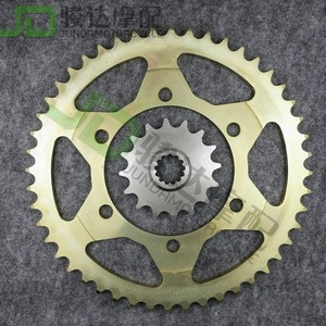 YZF-R6 03-05年 525型号 前后<span class=H>链轮</span> 大小牙盘 大小链盘