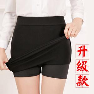 包臀裙春夏<span class=H>短裙</span>职业包裙防走光半身裙一步裙黑色工作裙正装裙子女