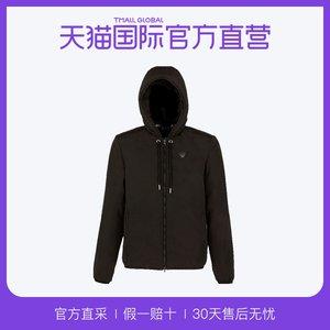 【直营】EA7阿玛尼 男士LOGO连帽长袖卫衣 6ZPB05 PNH2Z