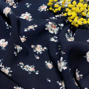 人造棉布料 30S人棉面料 碎花棉布 连衣裙半身裙服装面料夏季面料