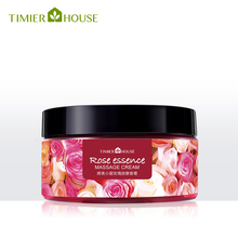 Tingmei Cabin Rose Massage Balm Facial Massage Cream Moisturizing Body Massage Cream Facial Massage Cream