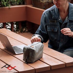 巅峰设计 Peak Design Tech Pouch数码配件收纳包 便携整理旅行袋
