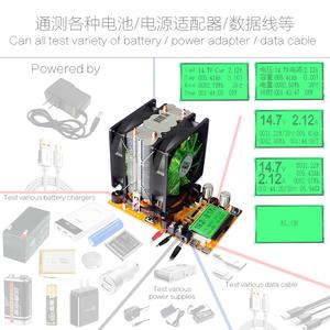 欢琪可调恒流<span class=H>电子</span>负载器 充<span class=H>电器</span>电池直流电源电压电流容量测试仪