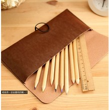 Students stationery pen bag Multi-functional stationery bags