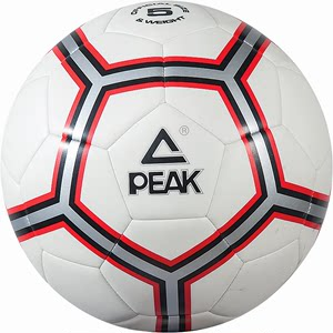 匹克PEAK正品 标准5号球 防滑耐磨TPU<span class=H>足球</span>Q254090