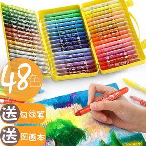 笔盒涂鸦笔<span class=H>木盒</span>粗细立体笔油画棒套装大盒小孩子<span class=H>彩铅</span>勾线笔<span class=H>收纳</span>盒