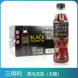 新货SUNTORY<span class=H>三得利</span> 黑<span class=H>乌龙茶</span>350ml*24瓶整箱 无糖茶饮料 包邮