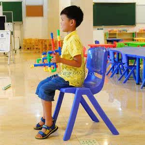 华奇玩具豪华型中学生塑料椅 大学学校<span class=H>课桌椅</span> 小学教室儿童靠背椅