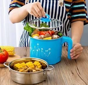 鸡蛋羹蒸热调节双层煮面双层用电蒸蛋器饭菜家用电器生活小型饭菜