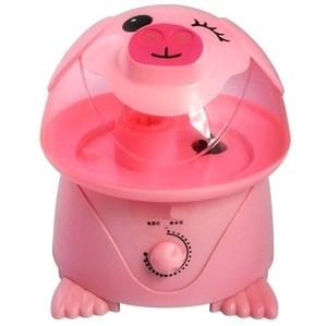 生活电器家用静音器大容量4l可爱卡通迷你青蛙<span class=H>加湿器</span>