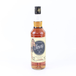 Sailor Jerry Spiced Navy Rum 杰瑞水手<span class=H>朗姆酒</span> 700ml