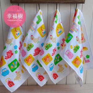 新年之祝福!日式和风全棉纱布大<span class=H>毛巾</span> 纯棉<span class=H>毛巾</span> 柔软吸水薄款面巾