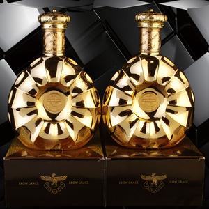 洋酒  伊洛格蕾斯XO  至尊<span class=H>白兰地</span>  原酒法国进口 700ml大瓶