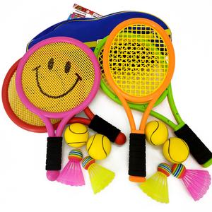 儿童球拍<span class=H>玩具</span>初学羽毛球拍<span class=H>玩具</span>幼儿园球类小孩户外运动网球拍3-12