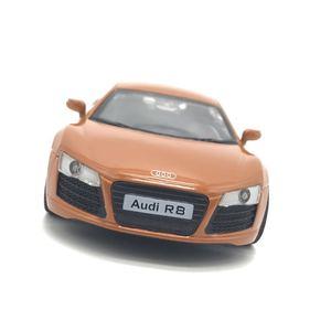 1:32 <span class=H>奥迪</span>Audi  R8<span class=H>跑车</span> 合金汽<span class=H>车模</span>型 长12cm