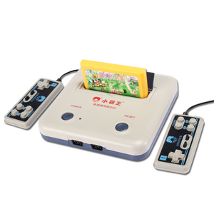 小霸王游戏机游戏机儿童男孩<span class=H>电玩</span>游戏机儿童双手<span class=H>电子</span>学习包邮动物
