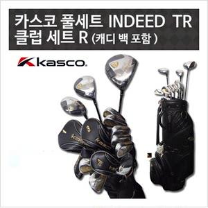 日本直邮包邮正品 高尔夫男士球杆全套 KASCO INDEED <span class=H>TR</span> GOLF<span class=H>套装</span>