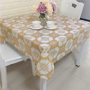 定制 正方形桌布 八仙桌台布 麻将桌盖布 家用防水免洗餐桌布方桌