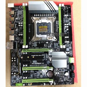 全新X79大板LGA2011主板支持8G服务器ECC内存E5-2670 2690<span class=H>CPU</span>套装
