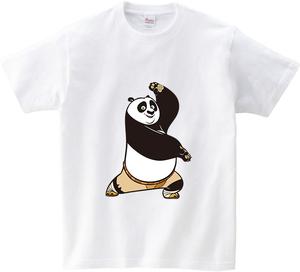 <span class=H>童装</span><span class=H>婴儿装</span><span class=H>亲子装</span><span class=H>T恤</span> 全棉短袖上衣可爱 宝宝衣服 萌萌哒功夫熊猫