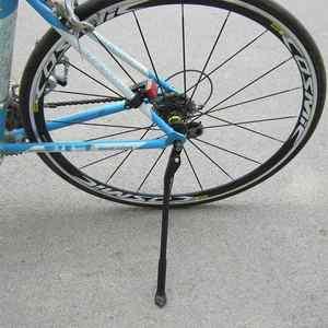 【碳纤维<span class=H>车架</span>车撑】山地公路自行车可调式脚撑停<span class=H>车架</span>碳架专用支撑