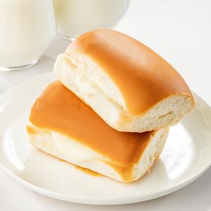 口袋牛奶夹心软面包糕点牛奶沙拉早餐手撕面包代餐蛋糕零食整箱