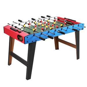 8杆桌上足球机大号成人桌面足球儿童体育运动玩具游戏台波比足球