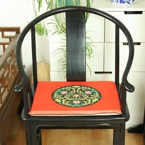 <span class=H>居家</span>古典防滑红木餐椅椅垫中式<span class=H>布艺</span>古典沙发红木实木<span class=H>坐垫</span>圈椅垫子