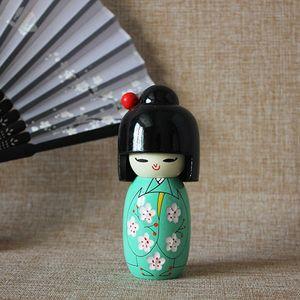 日本玩偶<span class=H>摆件</span>和服<span class=H>娃娃</span>日式套娃木偶日本料理寿司店装饰品工艺礼品
