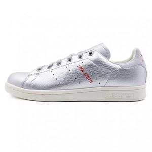 adidas阿迪达斯三叶草<span class=H>女鞋</span>新款STAN SMITH休闲<span class=H>板鞋</span>B41750 CG6014