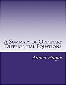 【预售】A Summary of Ordinary Differential E...