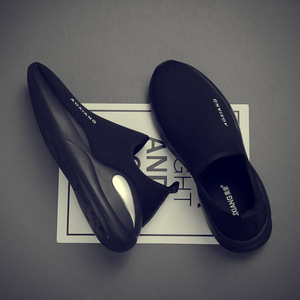 <span class=H>男鞋</span>秋季透气运动休闲<span class=H>鞋</span>韩版一脚蹬<span class=H>懒人</span>男士潮<span class=H>鞋</span>百搭<span class=H>鞋子</span>原宿板<span class=H>鞋</span>