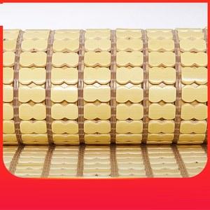 竹块麻将凉席坐垫子炕席拼接床处理降温冰丝竹1.9米全包0.91米蕾