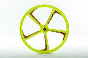新款navigate24寸 碟刹 镁合金一体轮组 山地公路轻便<span class=H>自行车</span>轮<span class=H>圈</span>