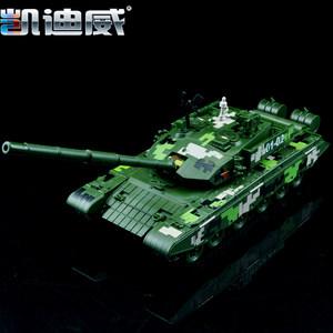 凯迪威<span class=H>军事</span>模型1:35中国99式主战坦克模型成品合金<span class=H>战车</span>金属玩具
