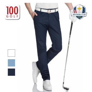 RC莱德杯 高尔夫<span class=H>服装</span> 舒适修身高尔夫男装 男士运动休闲<span class=H>长裤</span> golf